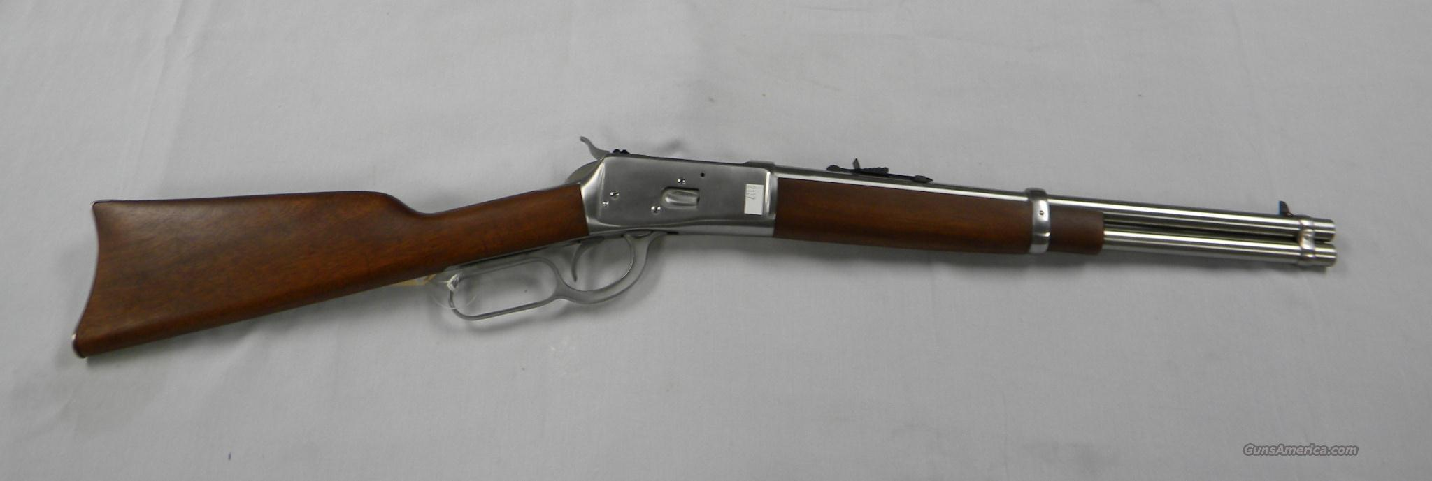 "Stainless Puma M92 Carbine 45 Colt 16""  Guns > Rifles > Winchester Replica Rifle Misc."