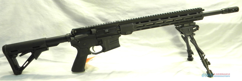 ".224 Valkyrie, Savage MSR-15 ""Recon Long Range Precision"" Semi-Automatic Rifle  Guns > Rifles > Savage Rifles > Savage MSR"