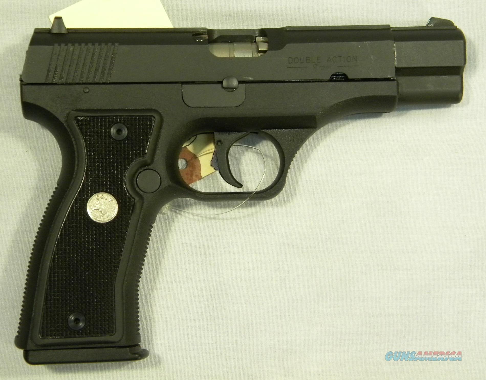 Colt ''All American 2000'', 9mm Pistol w/Two 15-Round Mags  Guns > Pistols > Colt Automatic Pistols (.25, .32, & .380 cal)
