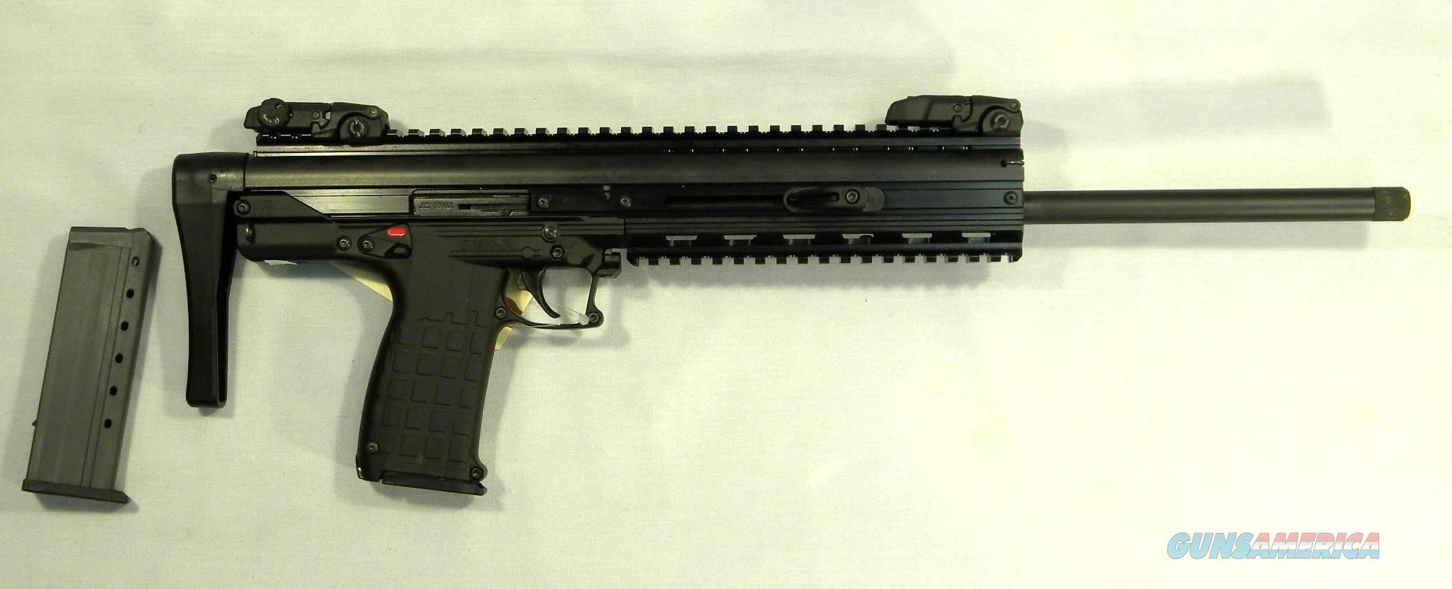Kel-Tec CMR-30, .22 WMR Semi-Automatic Rifle, Collapsing Stock, NIB With Two 30-Rd Mags!  Guns > Rifles > Kel-Tec Rifles