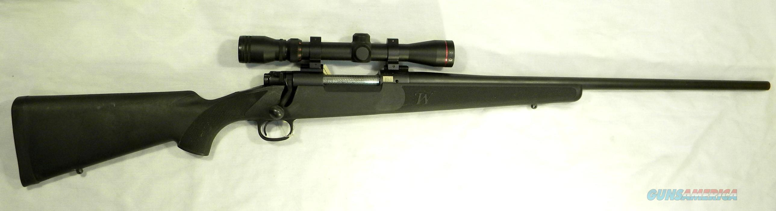 Winchester Model 70, .30-06 Bolt-Action Rifle, Adjustable Trigger, Factory Composite Stock  Guns > Rifles > Winchester Rifles - Modern Bolt/Auto/Single > Model 70 > Post-64