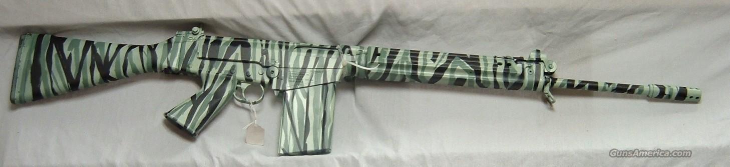 Century Arms R1A1 (FAL Clone), .308 In Tiger Stripe Camo  Guns > Rifles > Century International Arms - Rifles > Rifles