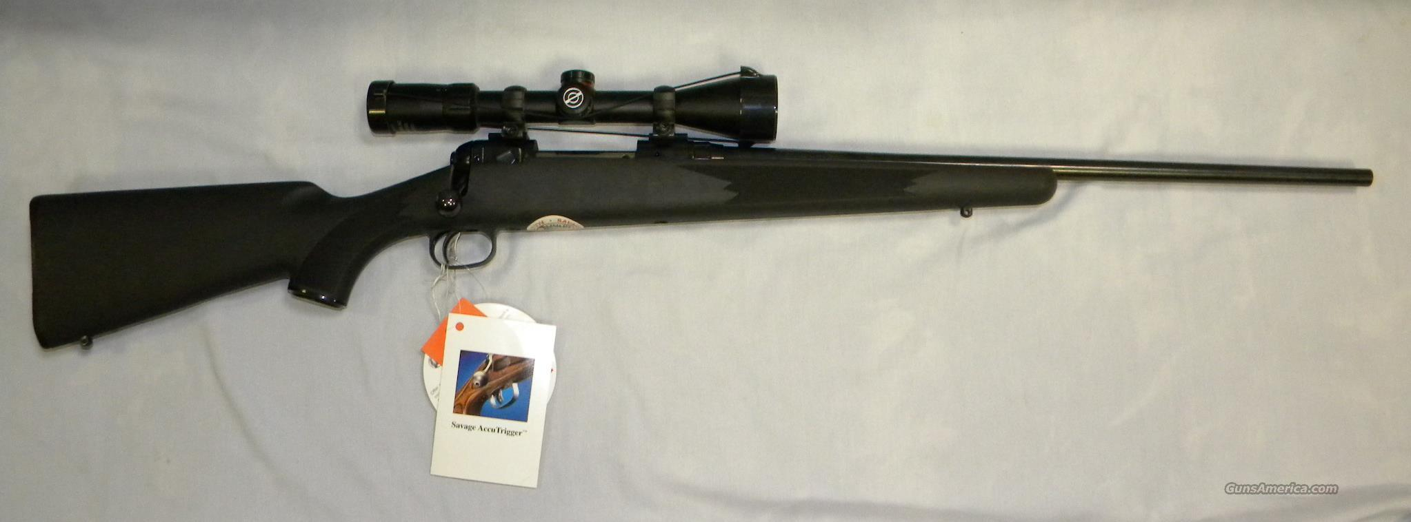 Savage 11 FYXP3, .243 Win Youth Model, w/Factory Scope Pkg  Guns > Rifles > Savage Rifles > Accutrigger Models > Sporting