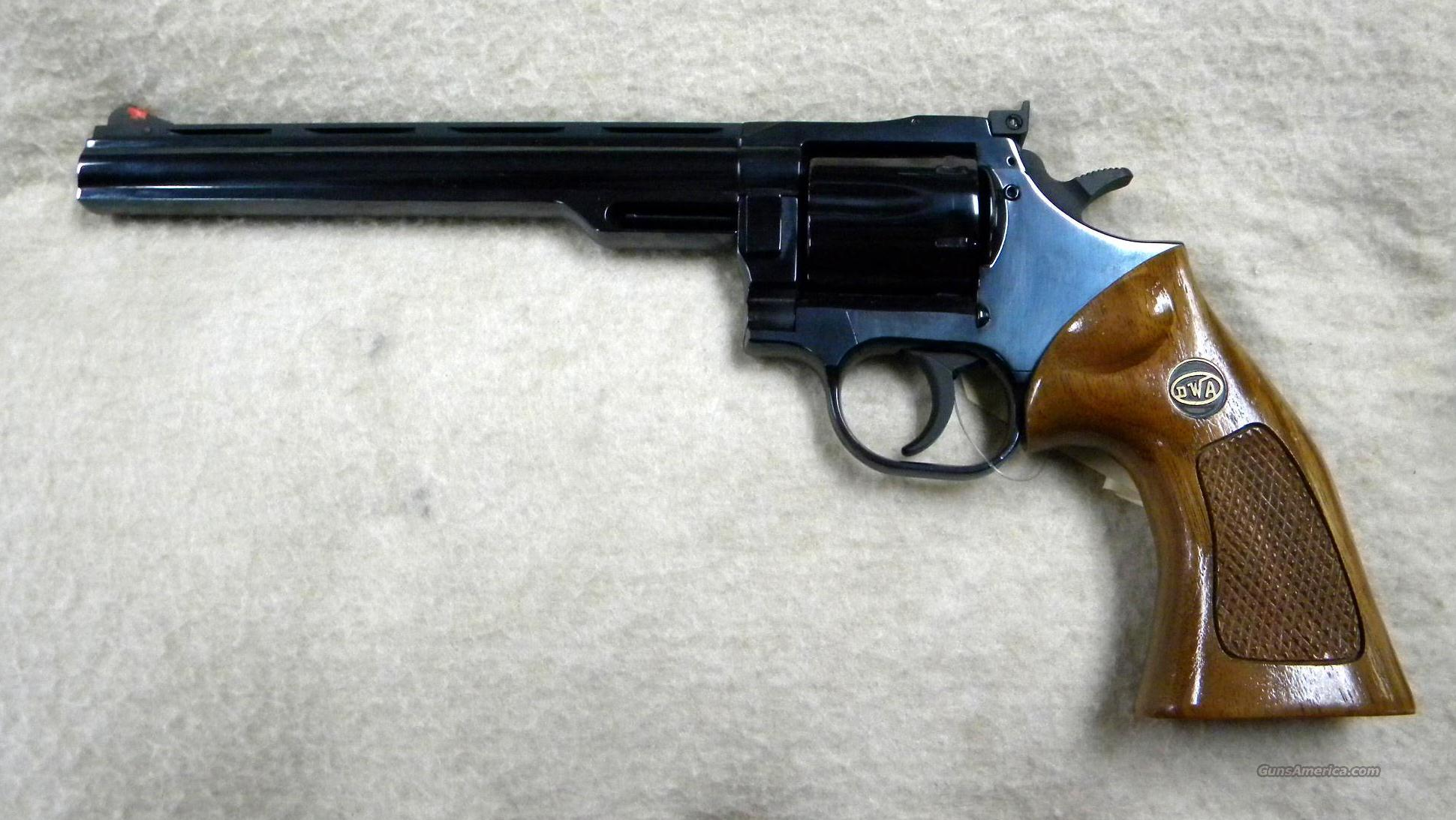Dan Wesson Arms Model 15 Target 357 For Sale