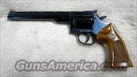 Dan Wesson Arms Model 15 Target .357  Dan Wesson Pistols/Revolvers > Revolvers