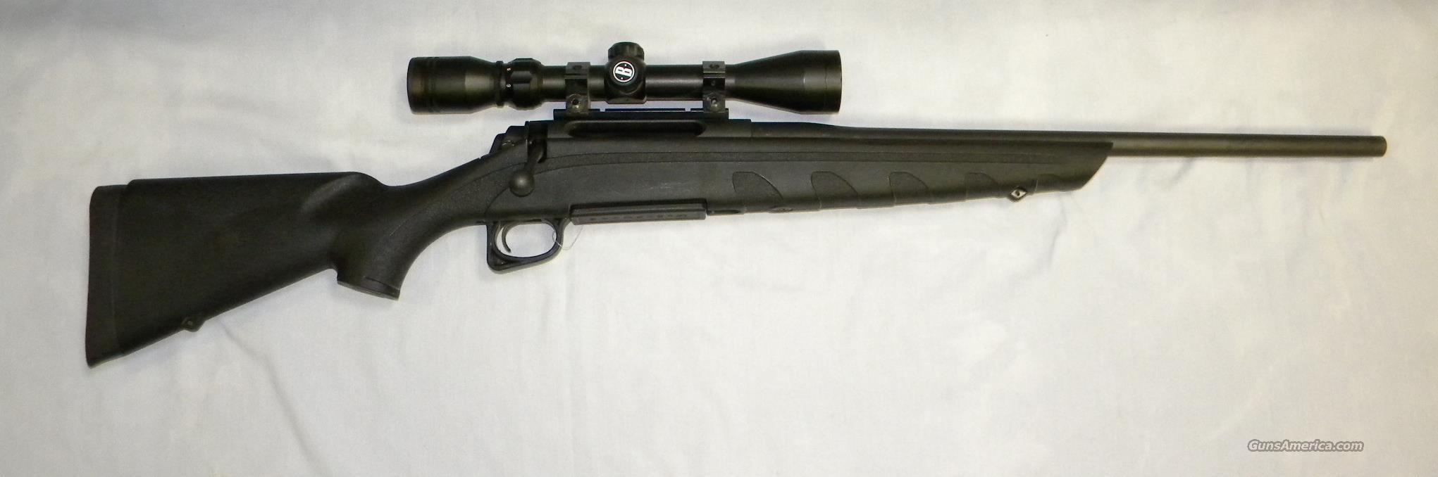 Remington 770, .243 Win, Youth Model, With Factory Scope Pkg  Guns > Rifles > Remington Rifles - Modern > Bolt Action Non-Model 700 > Sporting