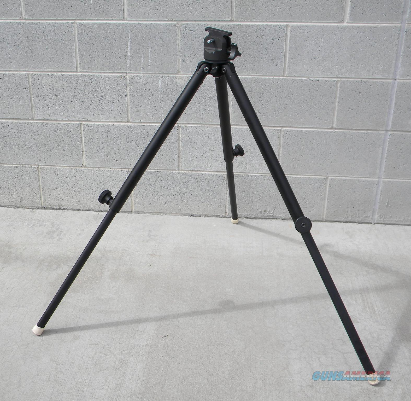 Standard Tri-Pod With Custom Swivel Head Mount  Non-Guns > Miscellaneous