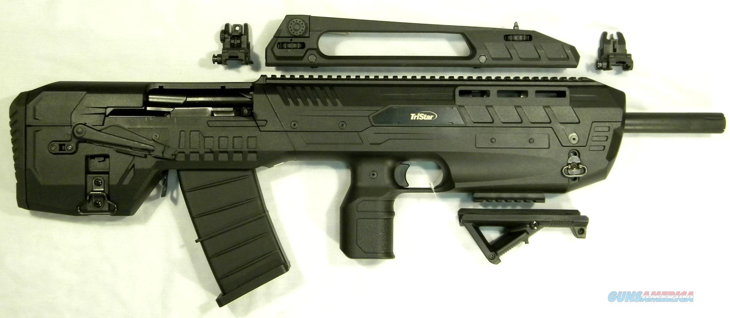 "TriStar ""Compact"", 12 Gauge Semi-Auto Bull-Pup Shotgun, New In Box  Guns > Shotguns > Tristar Shotguns"