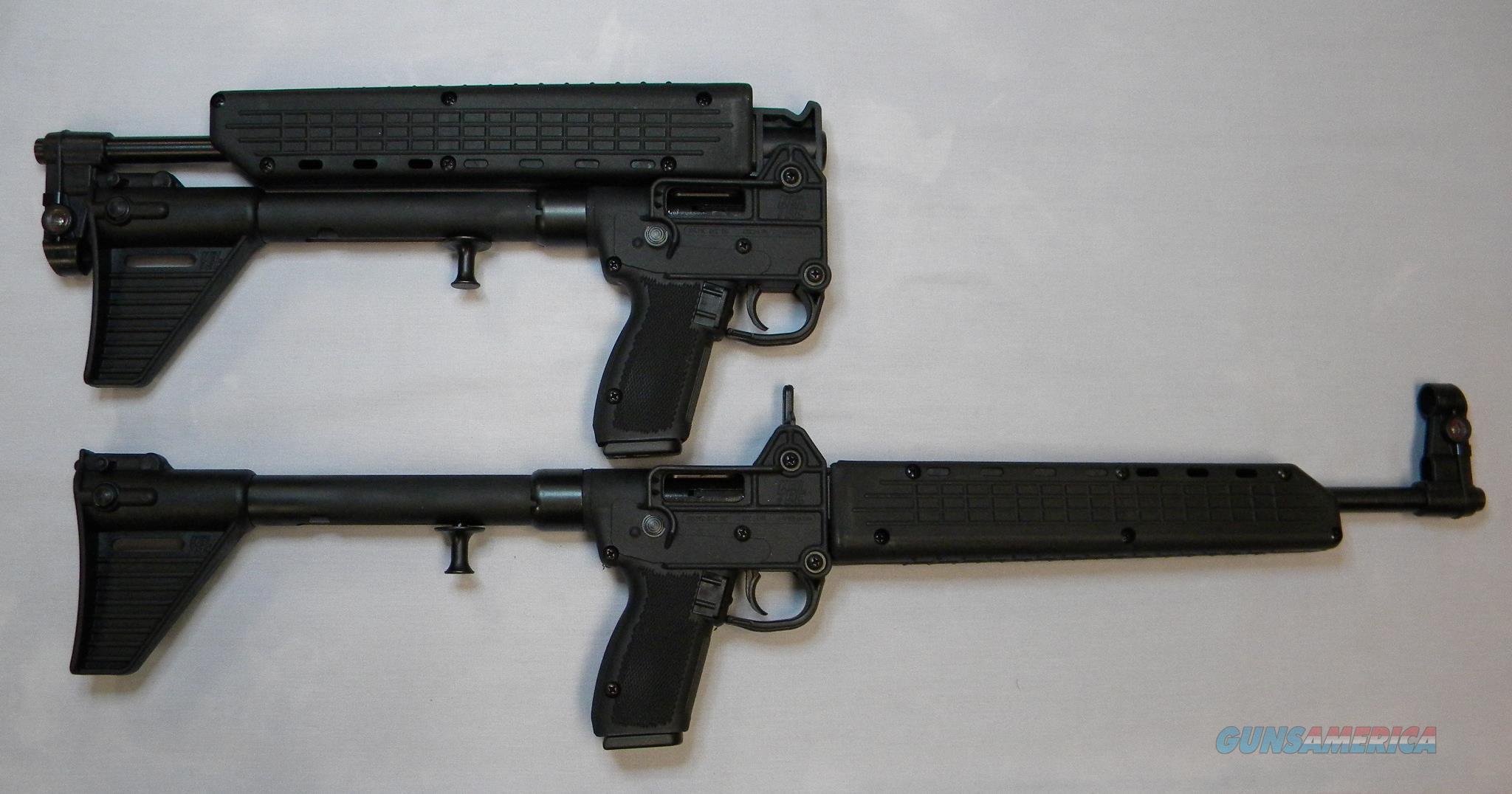 Kel-Tec Sub 2000, 9mm, Uses Beretta Magazines!  Guns > Rifles > Kel-Tec Rifles