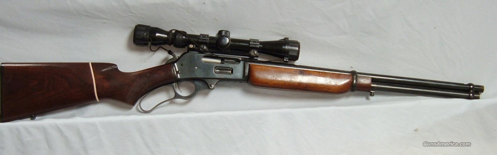 Marlin 336rc  Guns > Rifles > Marlin Rifles