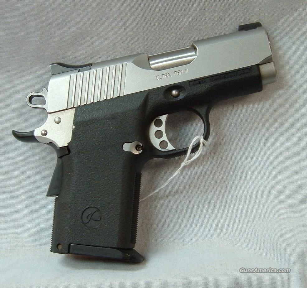 ultra 10 2  Guns > Pistols > Kimber of America Pistols