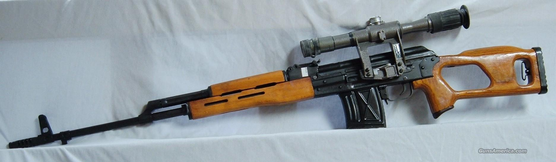 Dragunov  Guns > Rifles > AK-47 Rifles (and copies) > Full Stock