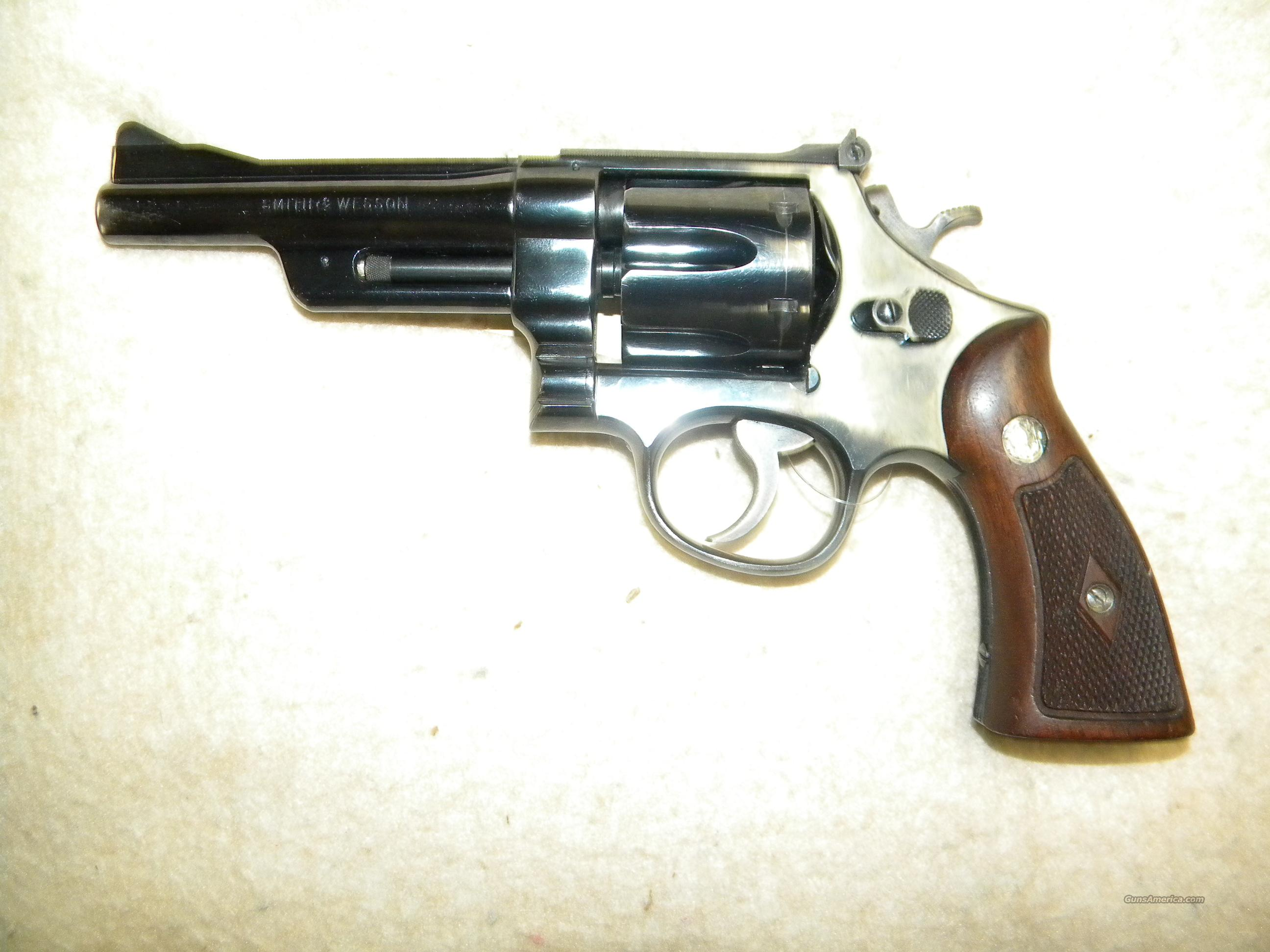 Smith and Wesson Pre 27, 5 Screw. 357 Mag  Guns > Pistols > Smith & Wesson Revolvers > Full Frame Revolver