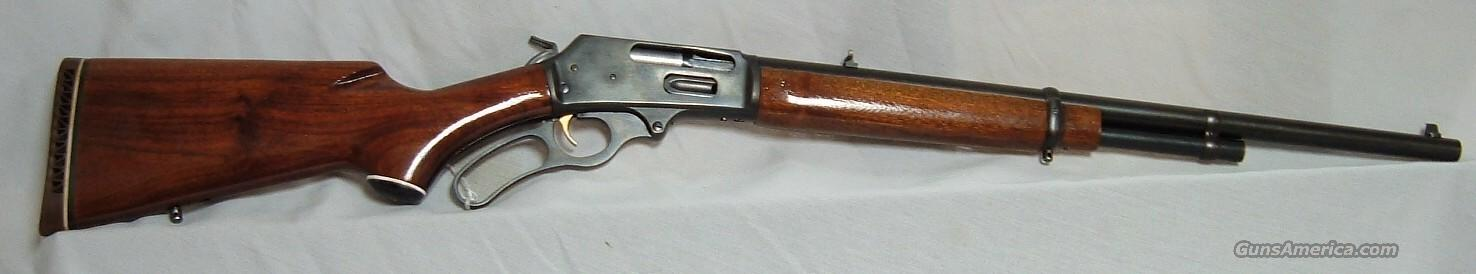 Old Fashion Lever : Marlin s old style lever action in for sale