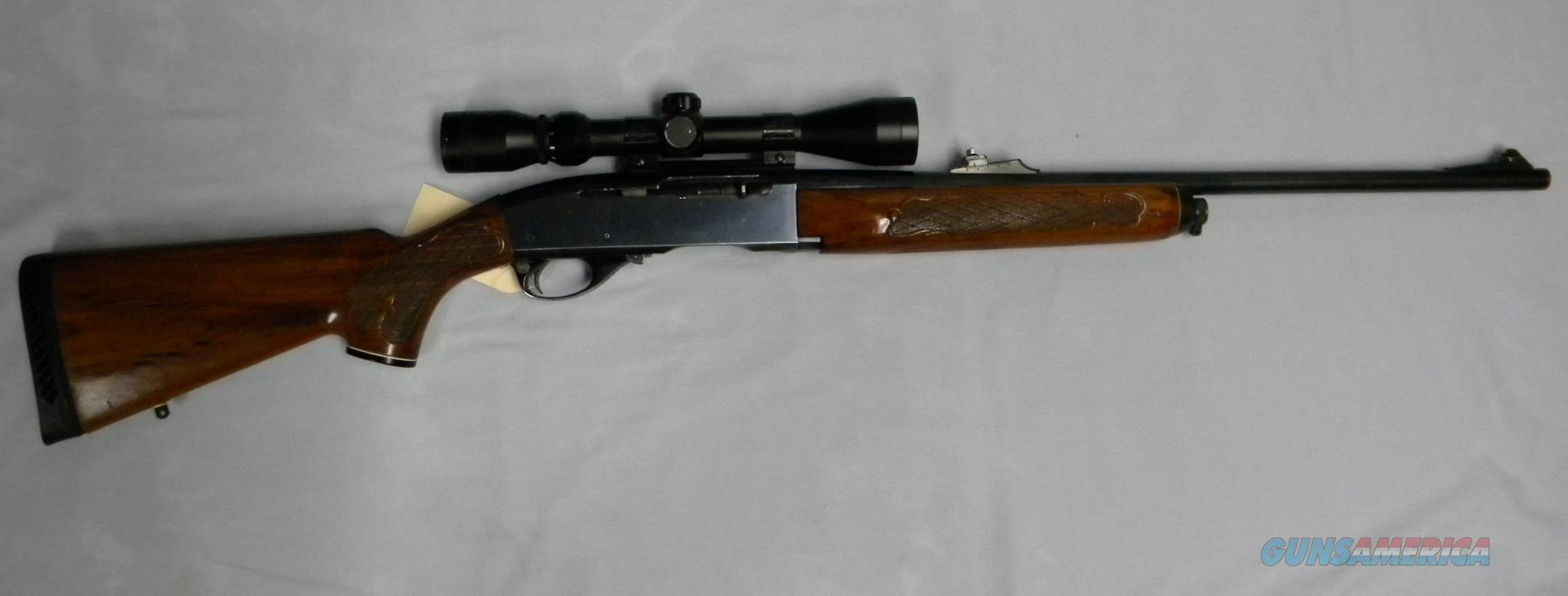 Remington 742 A Woodsmaster 30 06 Semi Auto For Sale