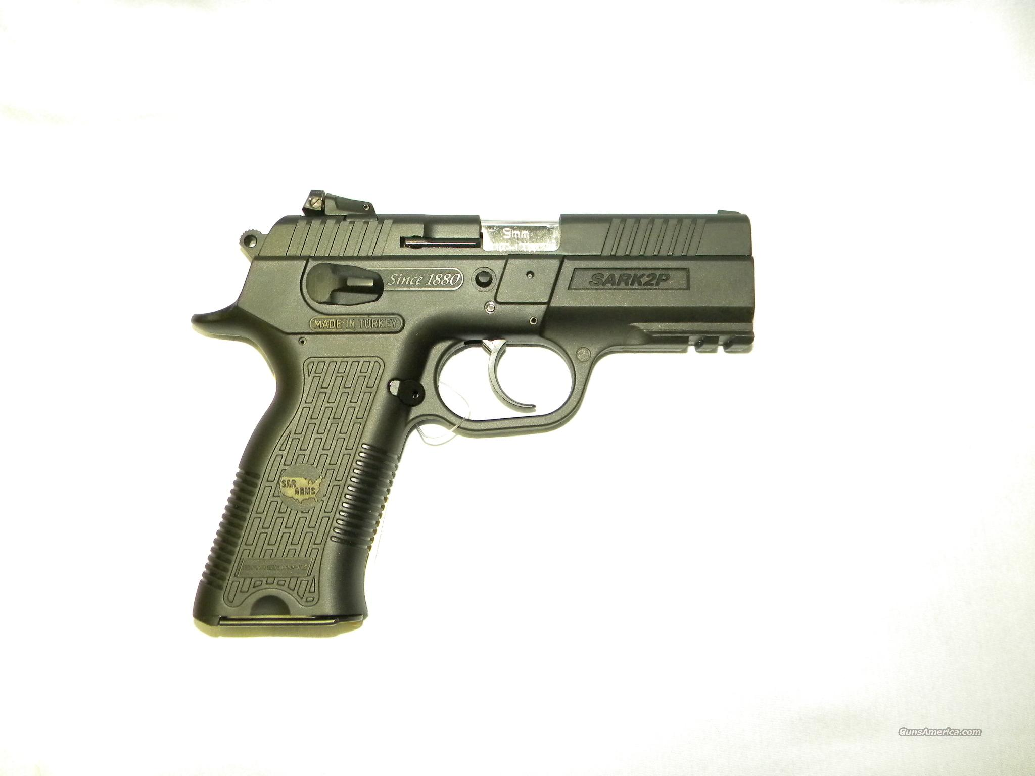 SAR Arms, SARK2P, 9mm   Guns > Pistols > EAA Pistols > Other