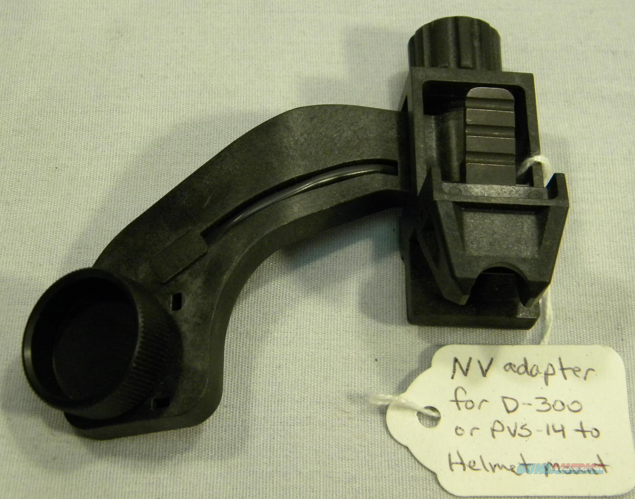 N.V.G. Adapter For D-300 Or PVS-14  Non-Guns > Night Vision