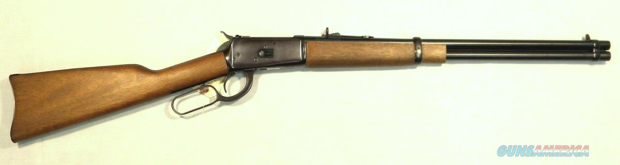 Rossi R92, .357 Mag Lever-Action Rifle, 20'' Blued, New In Box  Guns > Rifles > Rossi Rifles > Cowboy