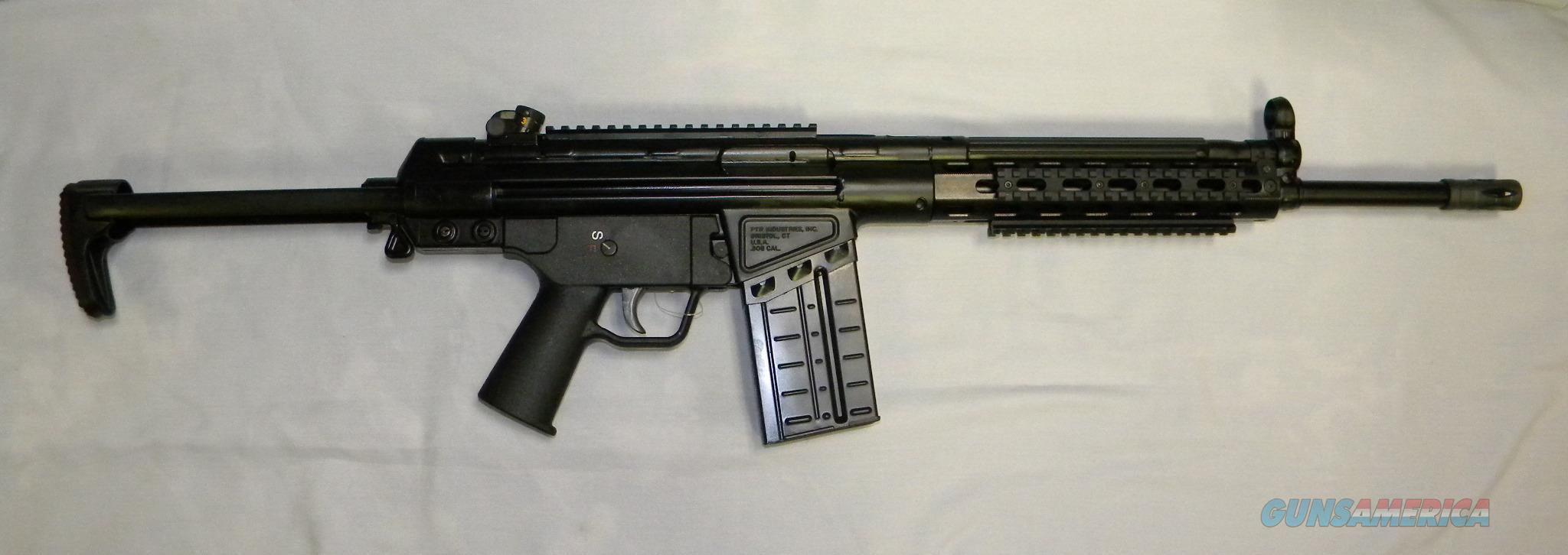 PTR-91 KPFR, .308 Paratrooper, Collapsing Stock  Guns > Rifles > Century International Arms - Rifles > Rifles