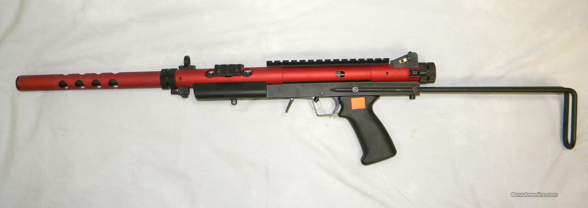 Red AWI Feather, .22 LR With Extras  Guns > Rifles > Feather Industry Rifles