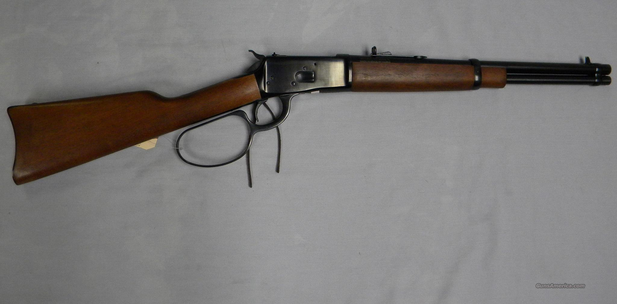Rossi R92, .357/.38 Spec Lever-Action  Guns > Rifles > Rossi Rifles > Cowboy