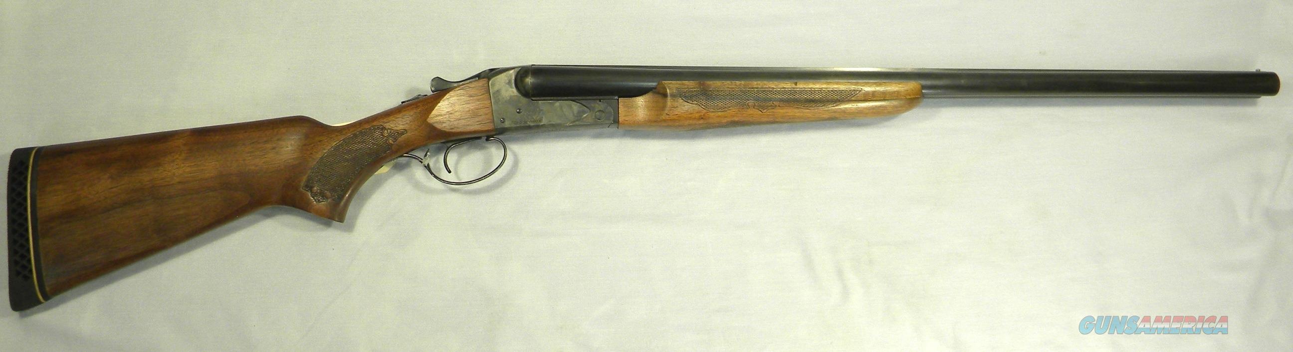Savage Fox B-SE Series H, 12 Gauge Side-By-Side Shotgun  Guns > Shotguns > Savage Shotguns