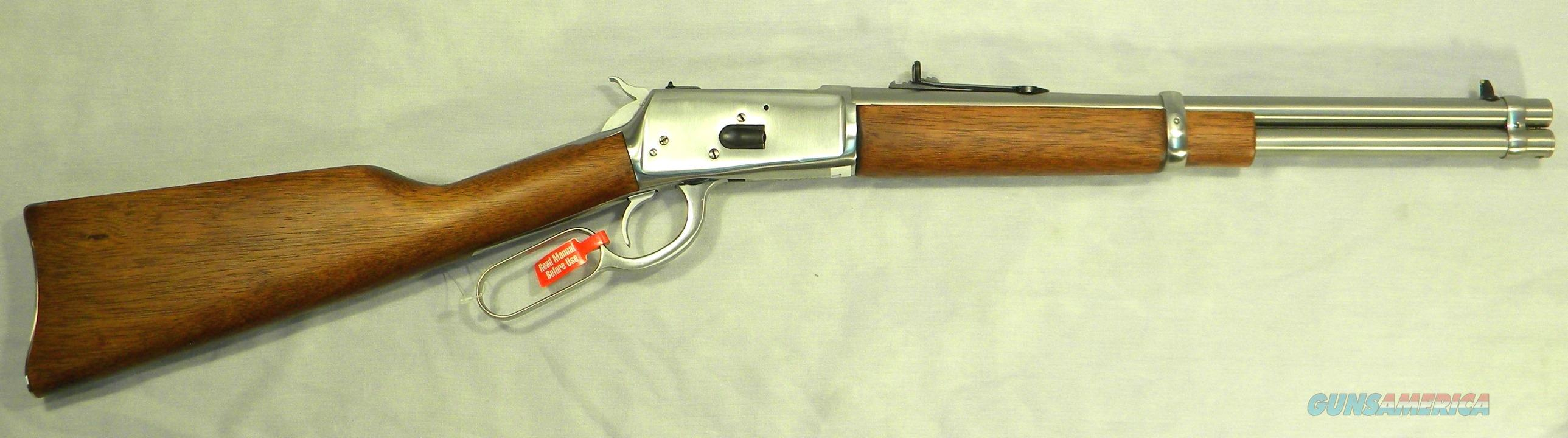 """Rossi R92, .45 Colt Lever-Action Rifle, 16"""" Stainless, New In Box  Guns > Rifles > Rossi Rifles > Cowboy"""