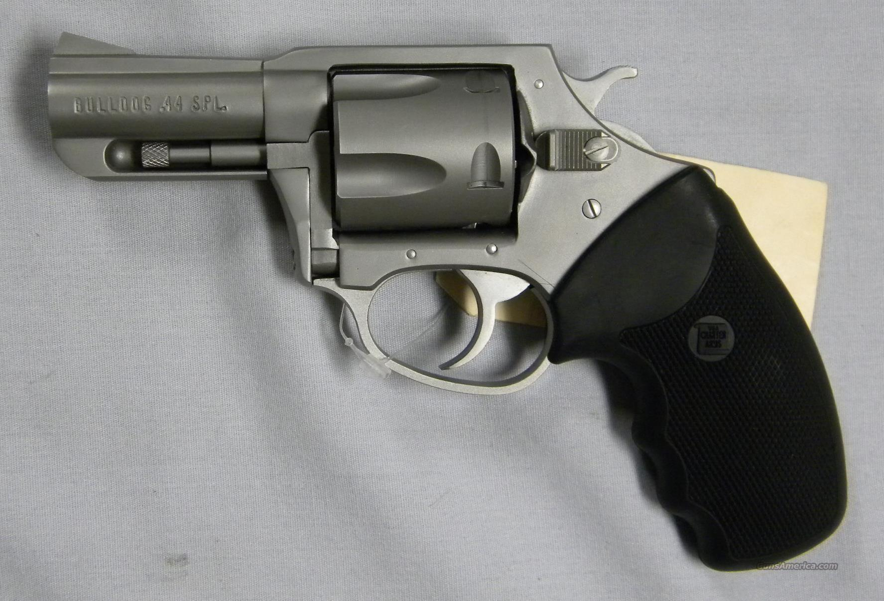 Charter Arms Bulldog, .44 Special  Guns > Pistols > Charter Arms Revolvers