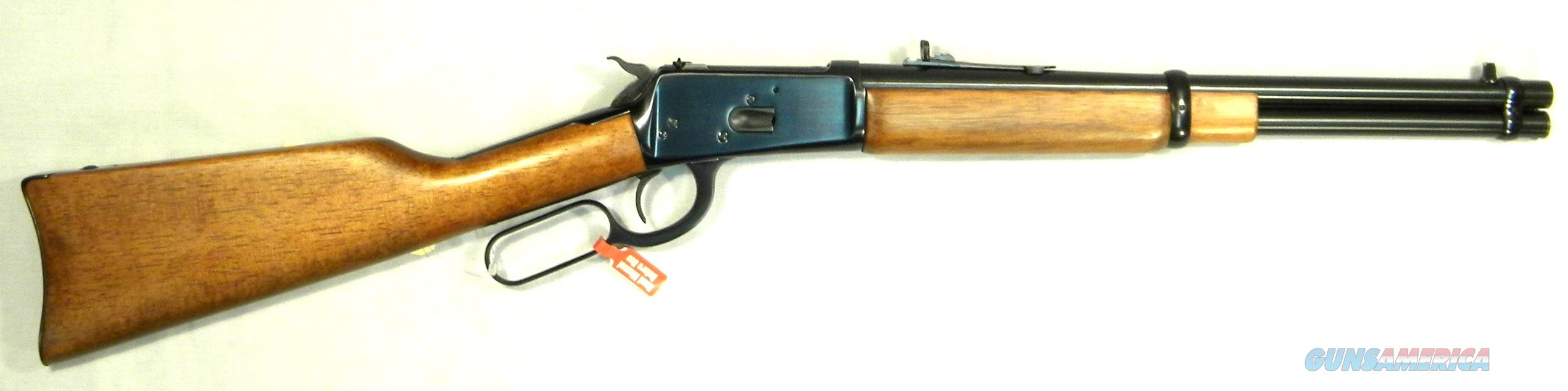 """Rossi R92, .44 Mag Lever-Action 16"""" Blued Rifle, New In Box  Guns > Rifles > Rossi Rifles > Cowboy"""
