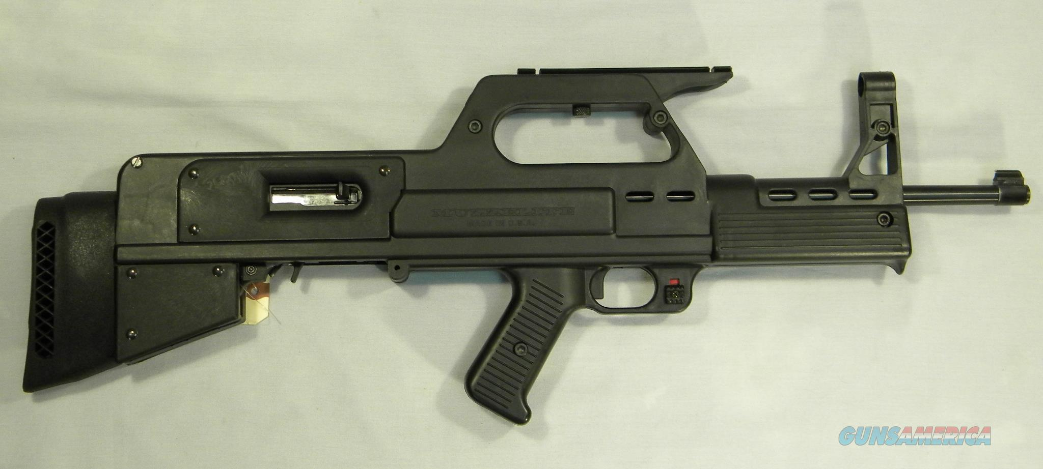 'Baby Pup'! 50th Anniversary Ruger 10/22 In Muzzelite Bullpup Stock  Guns > Rifles > Ruger Rifles > 10-22
