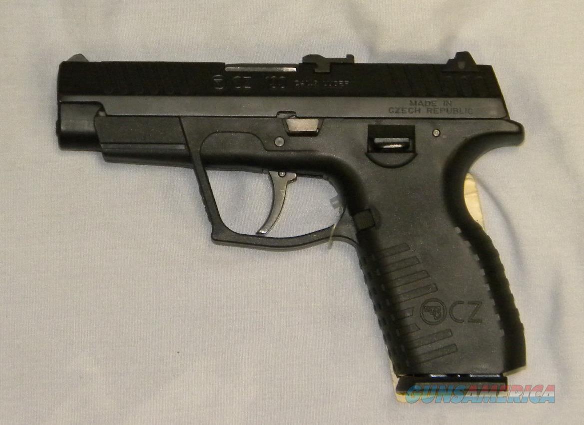 Action Auto Sales >> CZ 100, 9 mm Semi-Auto Pistol for sale