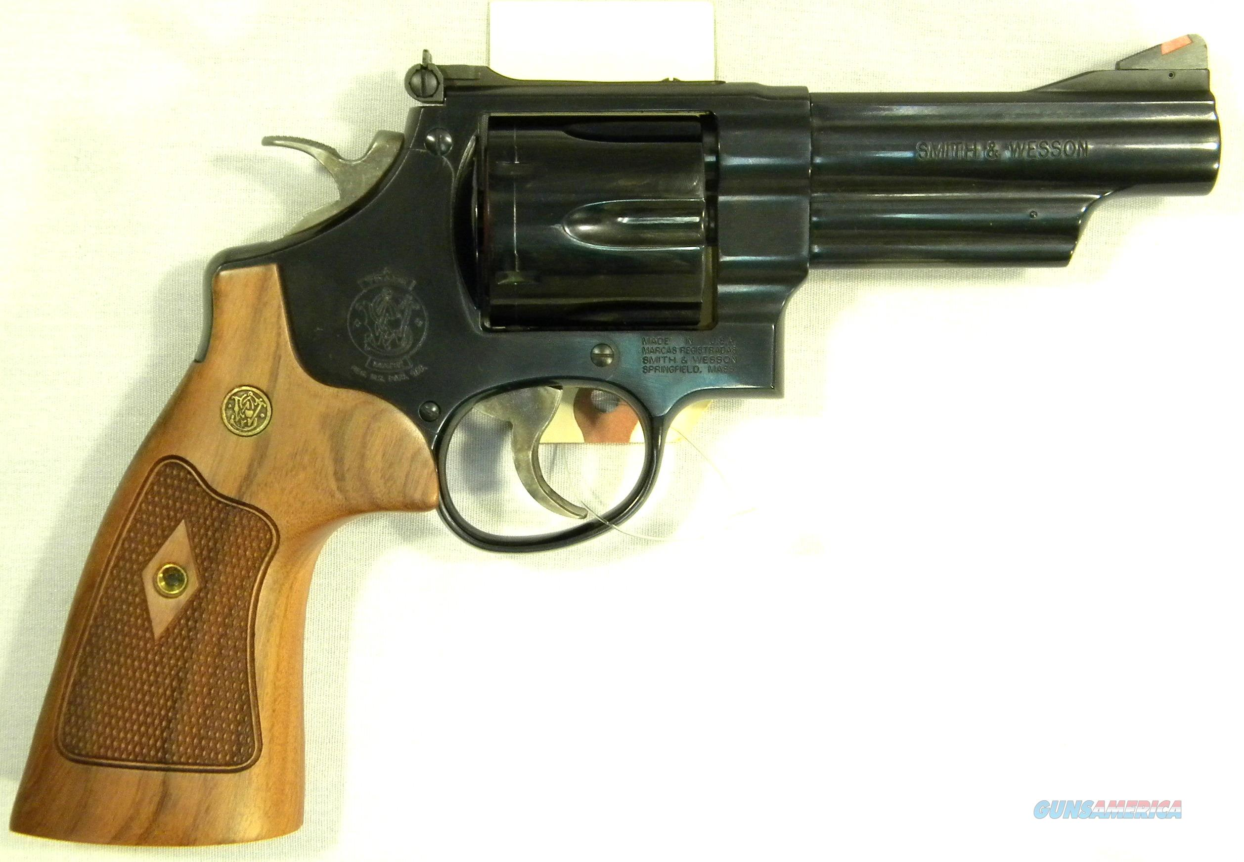 "Smith & Wesson Model 29-10, .44 Magnum Revolver, 4"" Blued Barrel, NIB  Guns > Pistols > Smith & Wesson Revolvers > Full Frame Revolver"