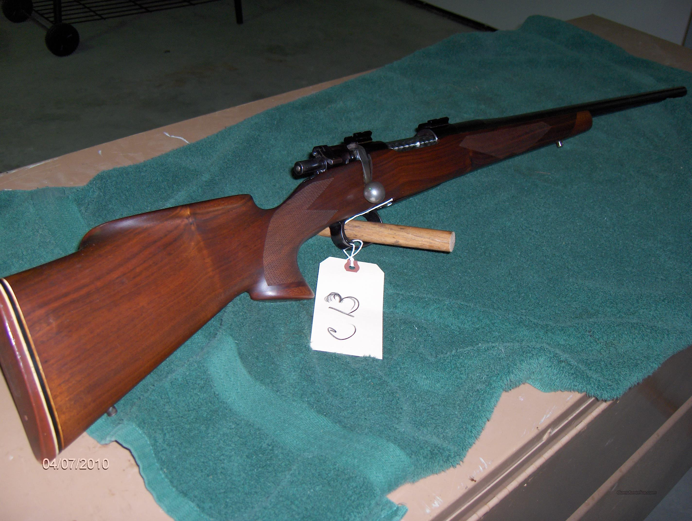 Mauser Model 95  Guns > Rifles > Mauser Rifles > German