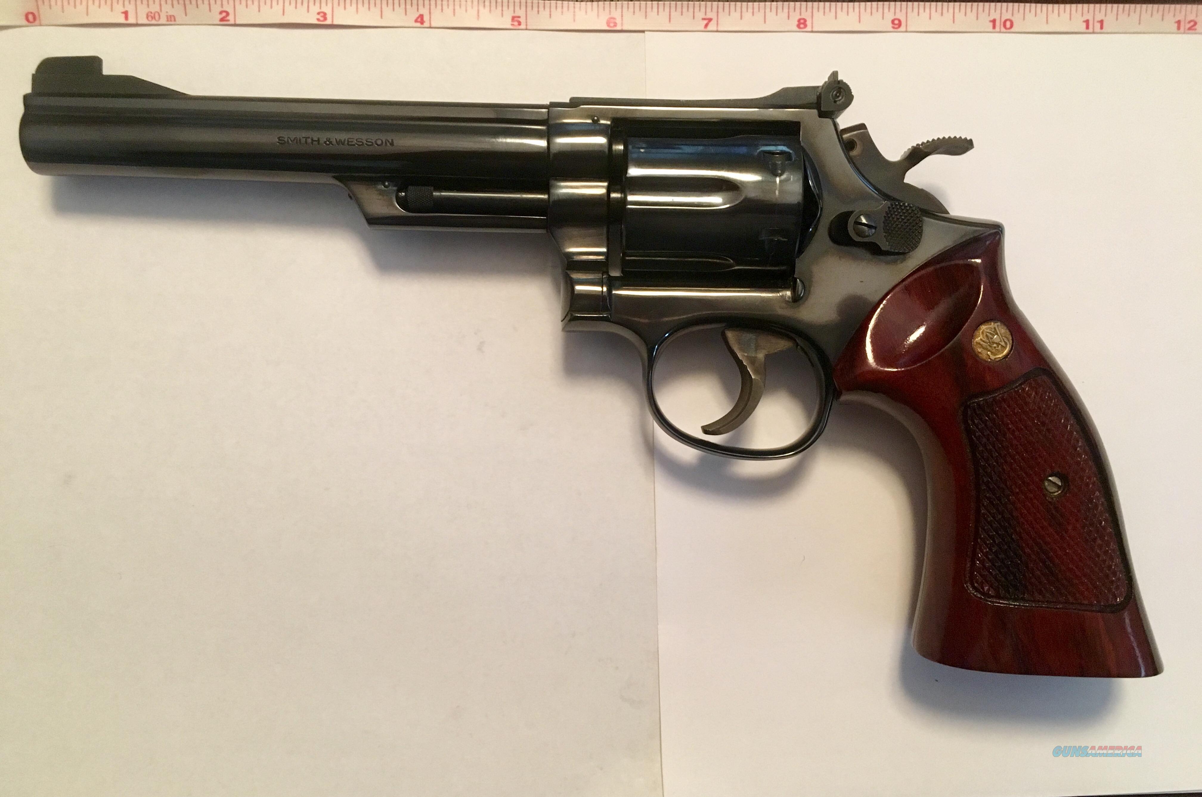 s w 357 magnum model 19 3 revolver for sale. Black Bedroom Furniture Sets. Home Design Ideas