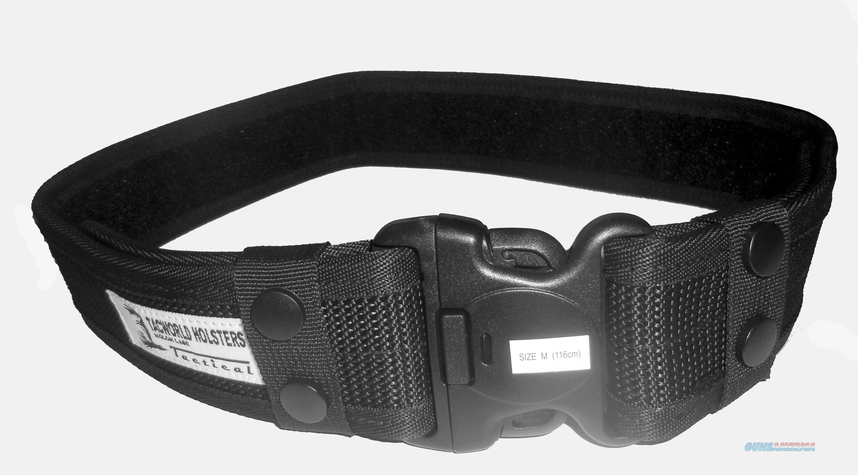 Duty Belt, Nylon Model TH1971  Non-Guns > Holsters and Gunleather > Police Belts/Holsters