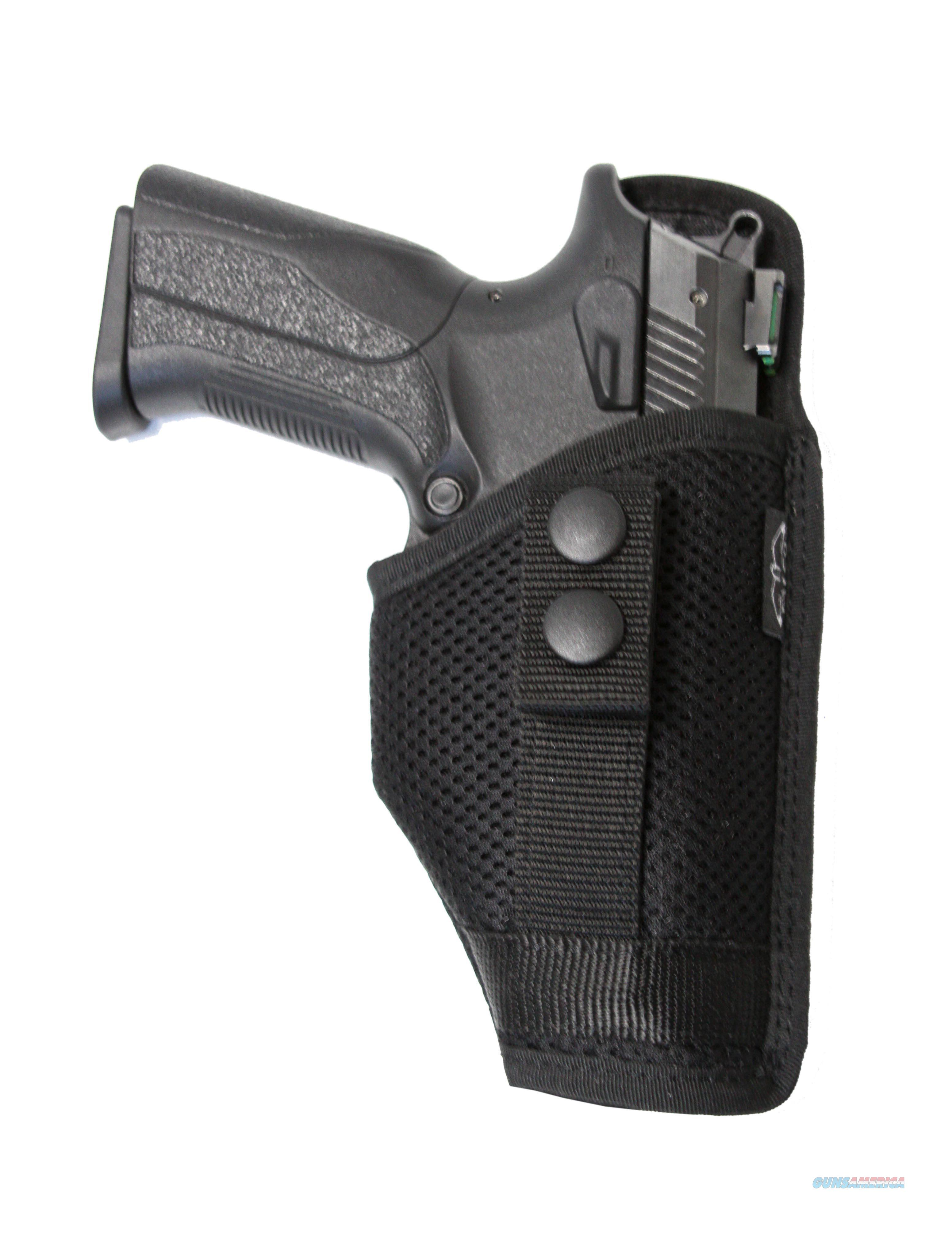 IWB Tuckable Holster for Concealed Gun Carry Smith & Wesson MP9  Non-Guns > Holsters and Gunleather > Concealed Carry