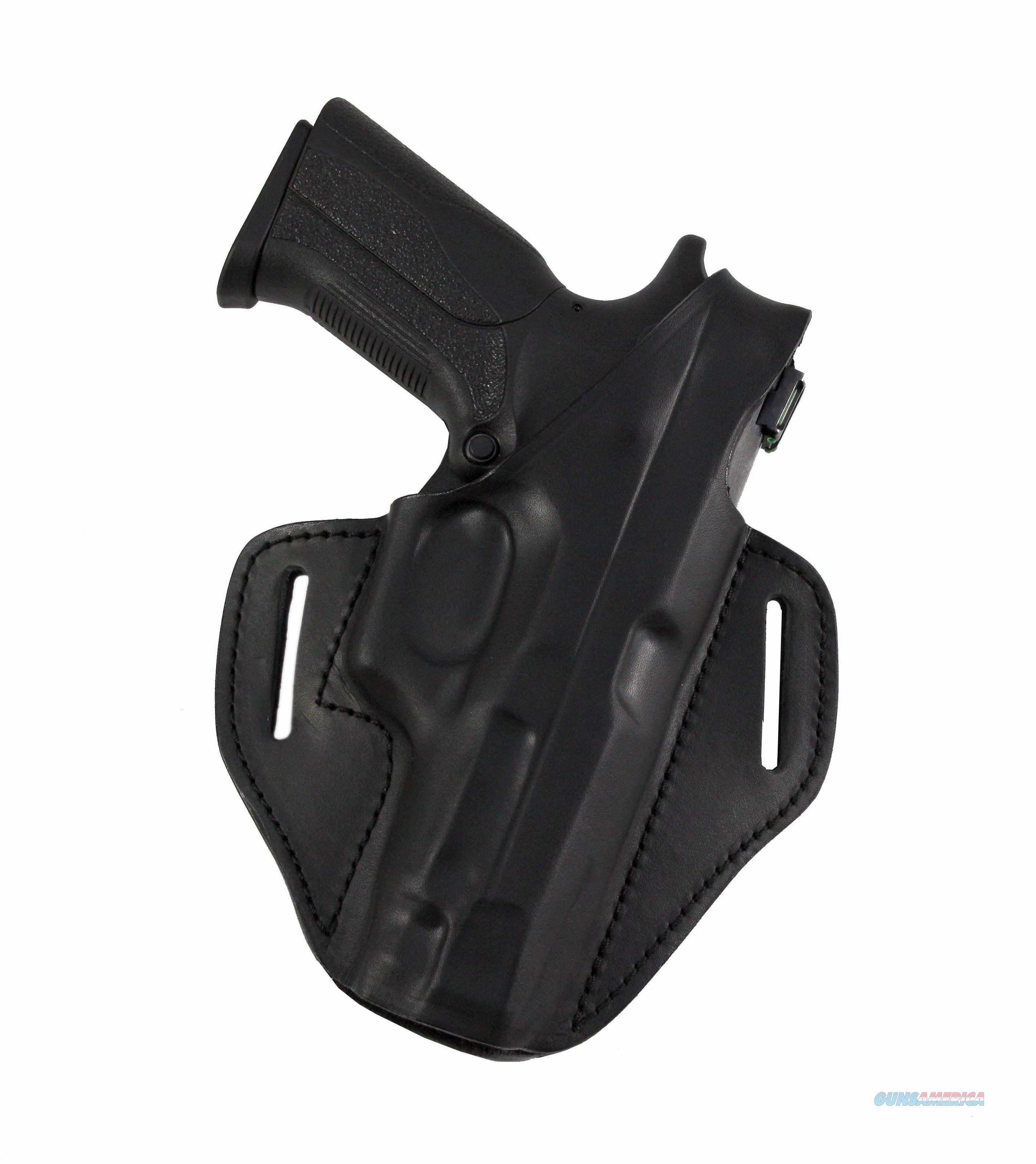 Leather Belt Holster  CZ 75D Compact  Non-Guns > Holsters and Gunleather > Concealed Carry