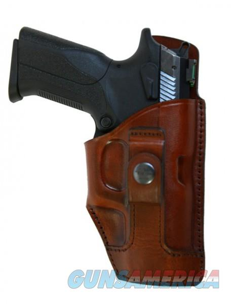 Vertical tuckable concealed carry leather holster  Glock 43  Non-Guns > Holsters and Gunleather > Concealed Carry