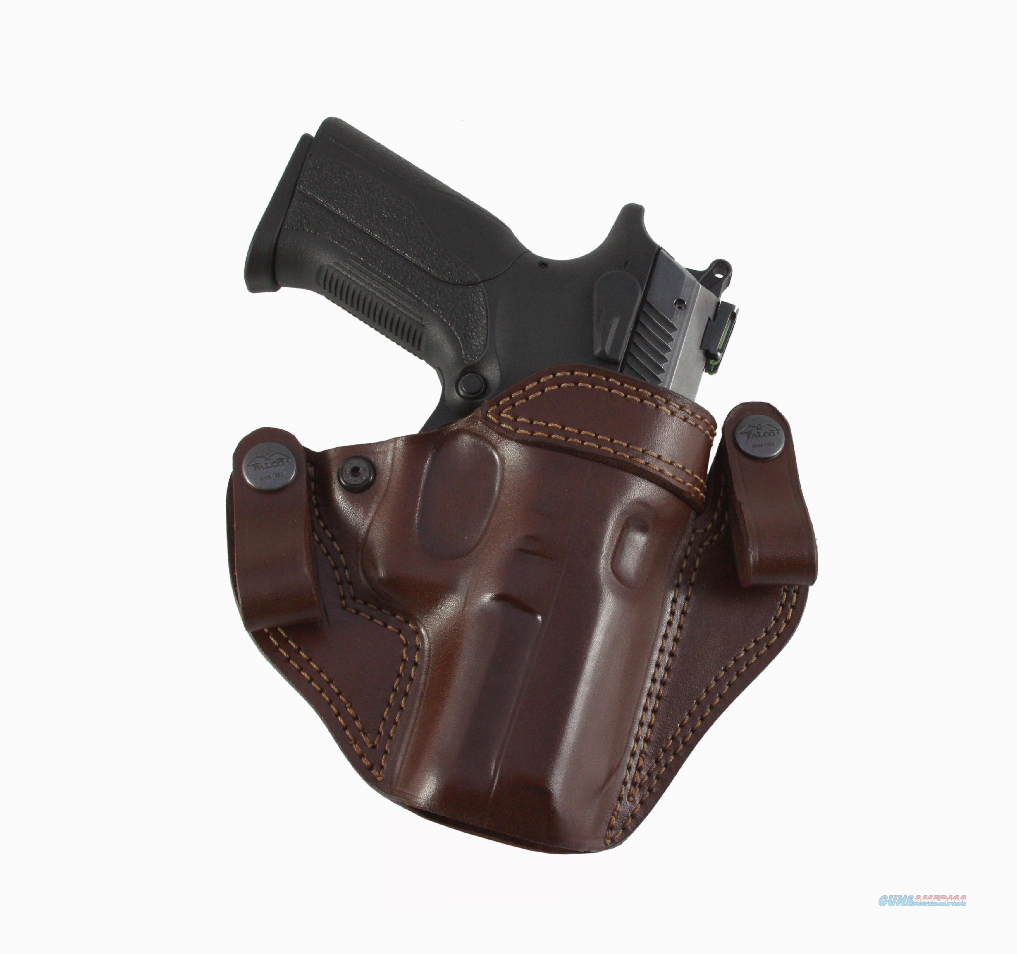 IWB Holster for Concealed Gun Carry Smith & Wesson MP9  Non-Guns > Holsters and Gunleather > Concealed Carry
