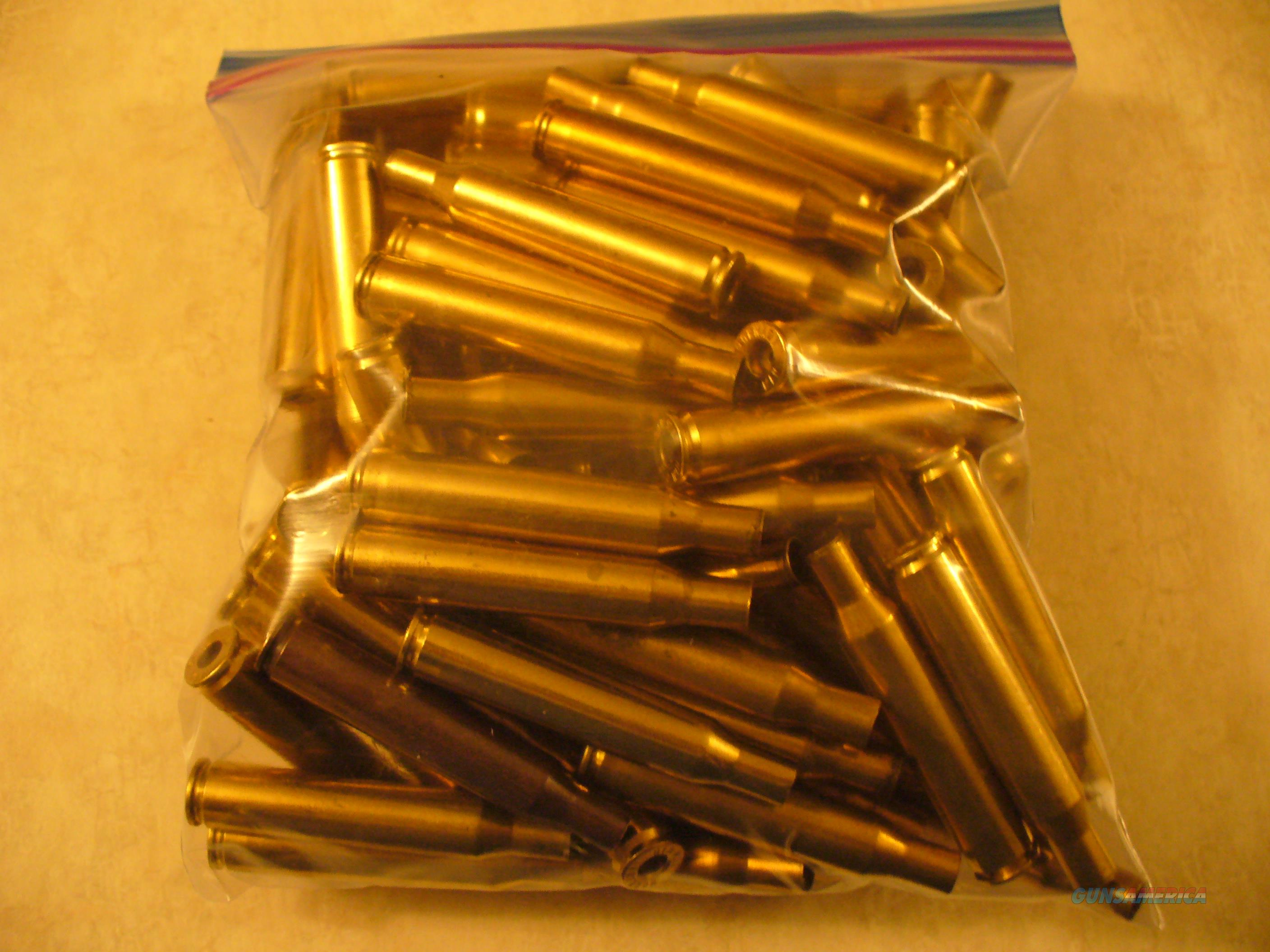 .270 winchester once fired brass - 100 count  Non-Guns > Reloading > Components > Brass