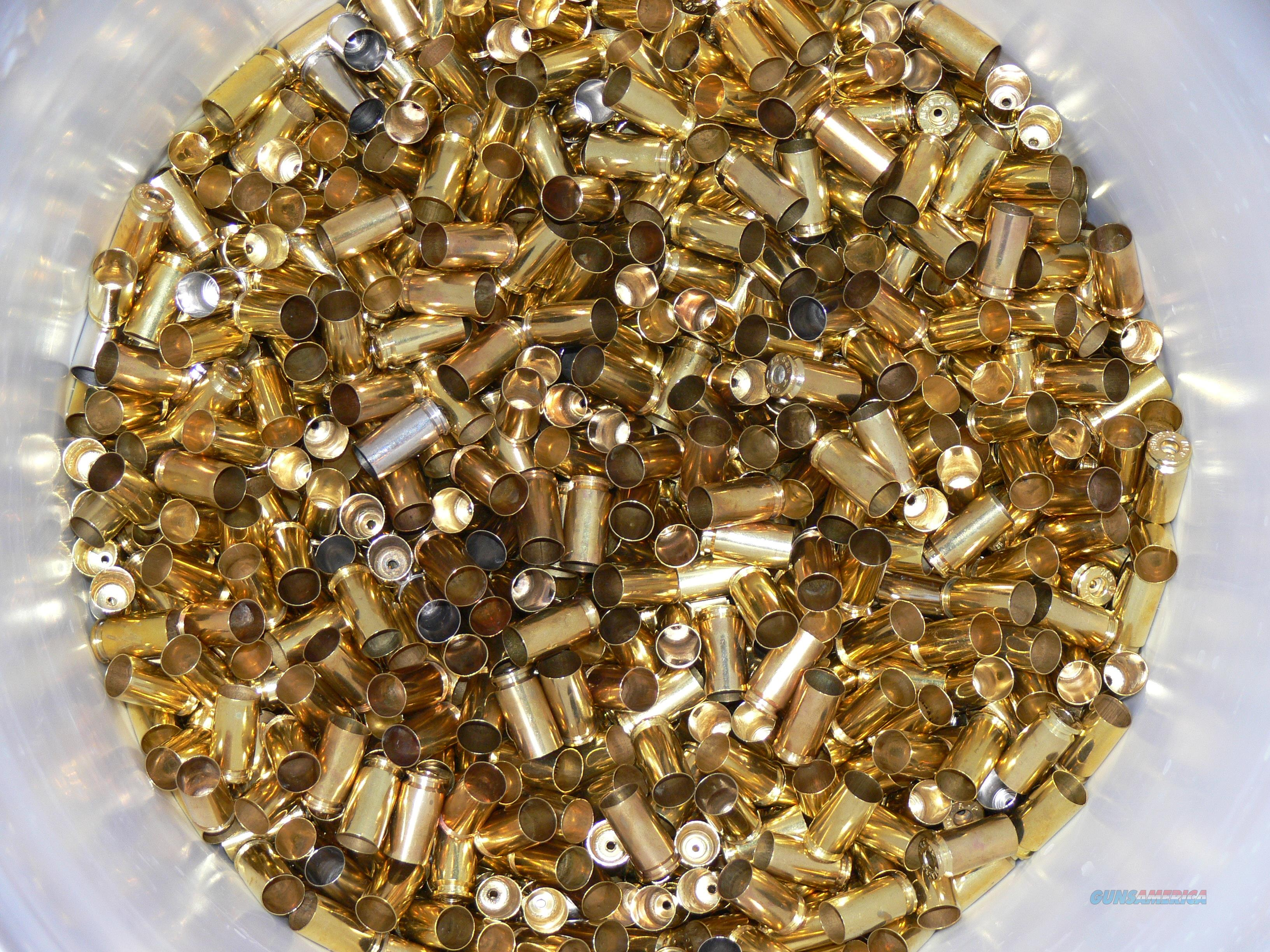 40 cal Reloading Brass - 350 count  Non-Guns > Reloading > Components > Brass