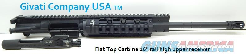 Ar 15 16 Upper receiver assembly 556x45-223 melonite  Guns > Rifles > American Arms Rifles