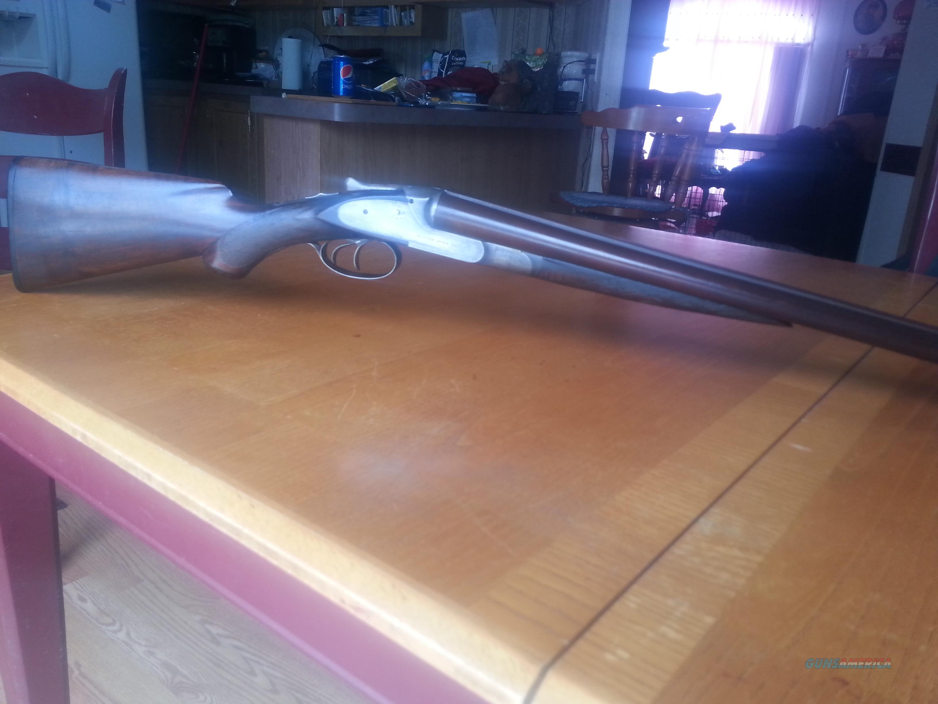 Lefever Arms Model G Double Barrel  Guns > Shotguns > Lefever Shotguns