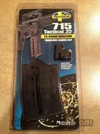 1 MOSSBERG 715T TACTICAL 22 LR 25 RD MAGAZINE MAG  Non-Guns > Magazines & Clips > Rifle Magazines > AR-15 Type