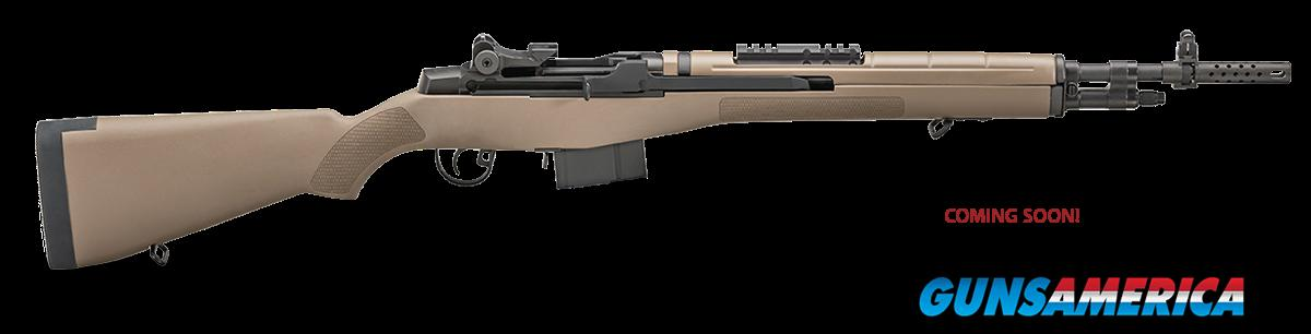 Springfield AA9120 Scout Squad FDE FREE SHIPPING  Guns > Rifles > Springfield Armory Rifles > M1A/M14