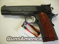 Springfield 1911 Range Officer PI9128LP FREE SHIPPING  Guns > Pistols > Springfield Armory Pistols > 1911 Type