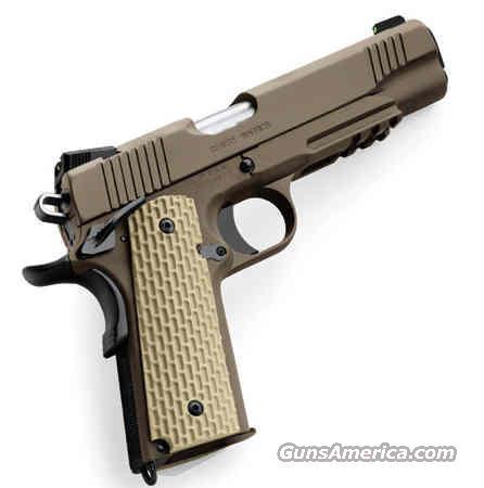 Kimber Desert Warrior NIB FREE SHIPPING  Guns > Pistols > Kimber of America Pistols