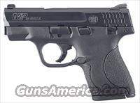 S&W Shield  40SW NEW FREE SHIPPING  Guns > Pistols > Smith & Wesson Pistols - Autos > Shield