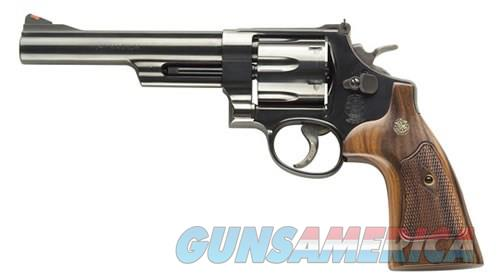 "SMITH AND WESSON 57 CLASSIC 6"" 41MAG. BLUE NIB 150481  Guns > Pistols > Smith & Wesson Revolvers > Med. Frame ( K/L )"