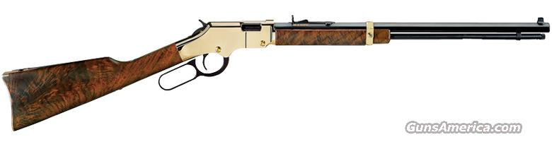 Henry Golden Boy H004M 22 Magnum NEW FREE SHIPPING in the lower 48  Guns > Rifles > Henry Rifle Company